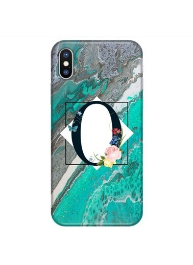 People's Cover İphone XS Baskılı Kılıf Renkli